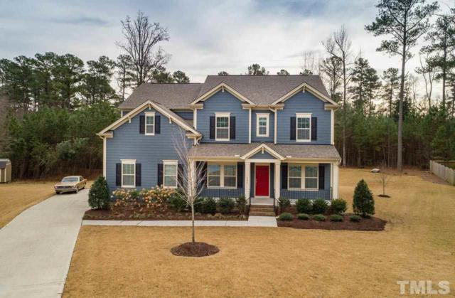 125 Dusty Arbor Lane, Pittsboro, NC 27312 (#2230319) :: Morgan Womble Group