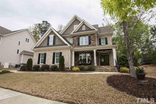 101 Roseberry Way, Holly Springs, NC 27540 (#2230341) :: Raleigh Cary Realty
