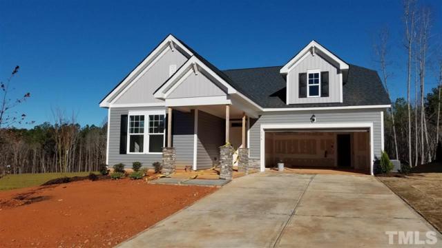 116 Carbone Lane, Clayton, NC 27527 (#2230346) :: Rachel Kendall Team