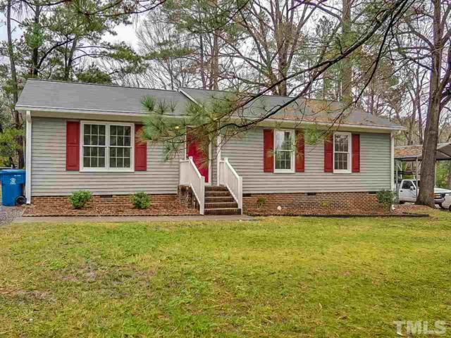 1305 Ferriday Drive, Durham, NC 27713 (#2230366) :: Rachel Kendall Team