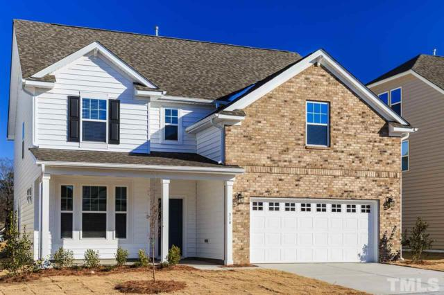 672 Millers Mark Avenue #121, Wake Forest, NC 27587 (#2230371) :: The Results Team, LLC