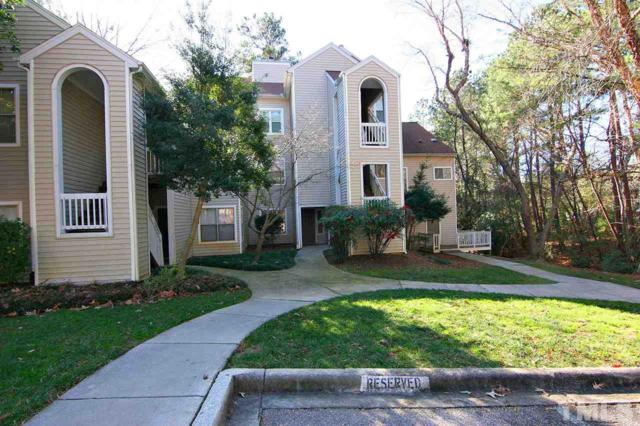 6121 Sunpointe Drive #102, Raleigh, NC 27606 (#2230378) :: RE/MAX Real Estate Service