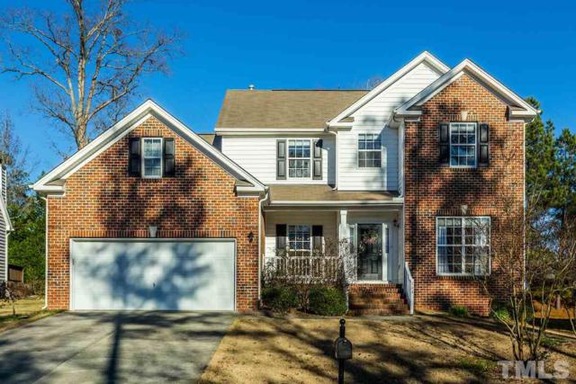 204 Governors House Drive, Morrisville, NC 27560 (#2230412) :: Rachel Kendall Team