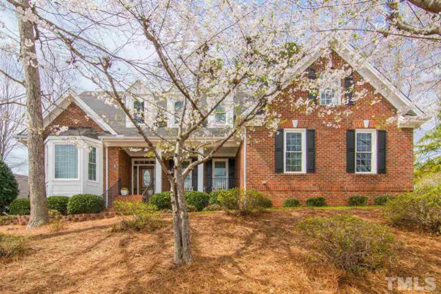 4704 Greenpoint Lane, Holly Springs, NC 27540 (#2230422) :: Morgan Womble Group