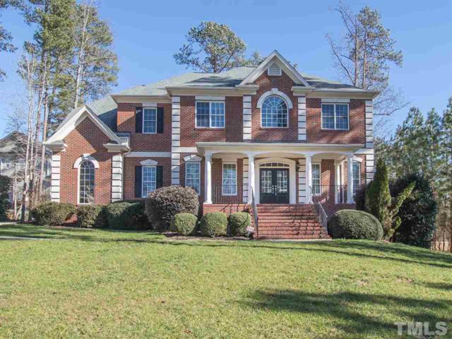 606 Bear Tree Creek, Chapel Hill, NC 27517 (#2230427) :: Rachel Kendall Team