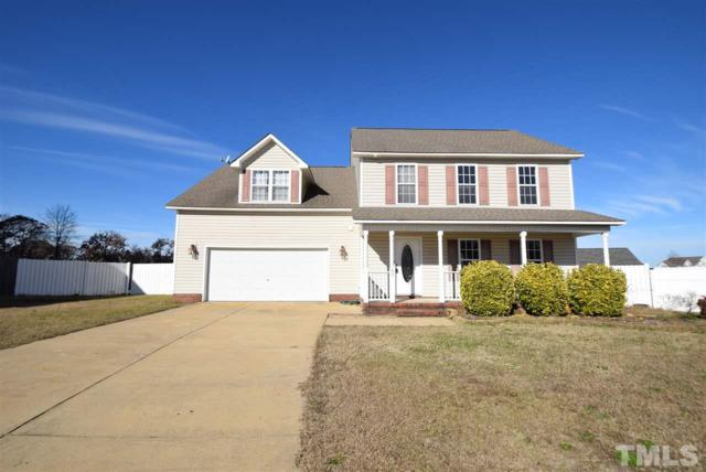 42 W Dover Court, Sanford, NC 27332 (#2230432) :: Raleigh Cary Realty