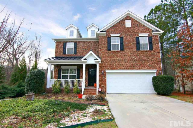 155 Bayberry Woods Drive, Garner, NC 27529 (#2230475) :: The Perry Group