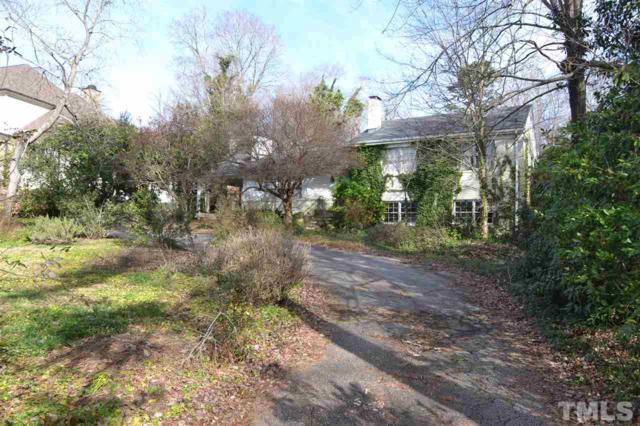 2226 Lash Avenue, Raleigh, NC 27607 (#2230565) :: Marti Hampton Team - Re/Max One Realty