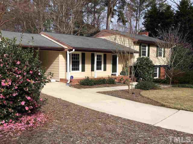 400 North Glen Drive, Raleigh, NC 27609 (#2230626) :: The Results Team, LLC