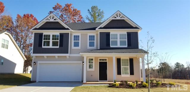 16 San Periro Drive, Clayton, NC 27527 (#2230789) :: The Jim Allen Group