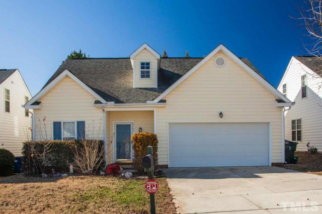 2133 Castle Pines Drive, Raleigh, NC 27604 (#2230846) :: Marti Hampton Team - Re/Max One Realty