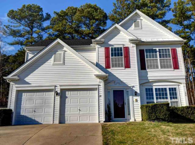 104 Bergen Avenue, Apex, NC 27502 (#2230927) :: Raleigh Cary Realty