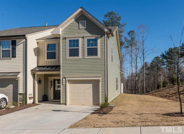 34 Hawkstone Drive #1, Clayton, NC 27527 (#2230929) :: Morgan Womble Group