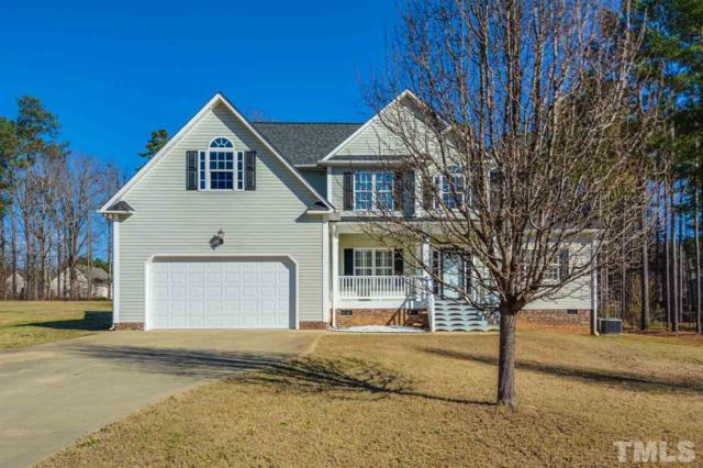 33 Triton Court, Clayton, NC 27520 (#2230962) :: The Perry Group