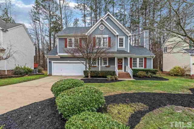 109 Point Harbor Drive, Cary, NC 27519 (#2230965) :: Rachel Kendall Team
