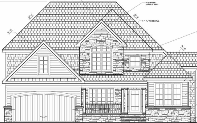 100 Breyla Way, Holly Springs, NC 27540 (#2230977) :: The Perry Group