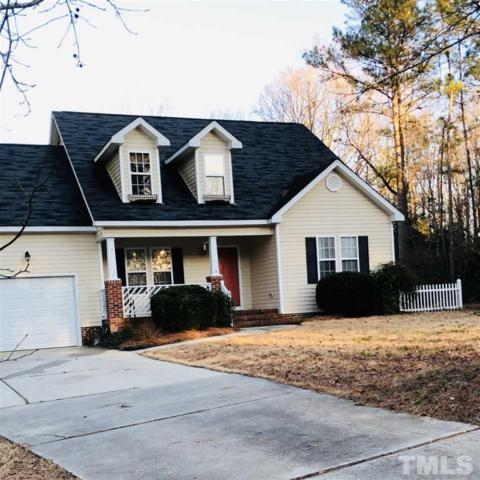 266 Linville Lane, Willow Spring(s), NC 27592 (#2230984) :: Rachel Kendall Team