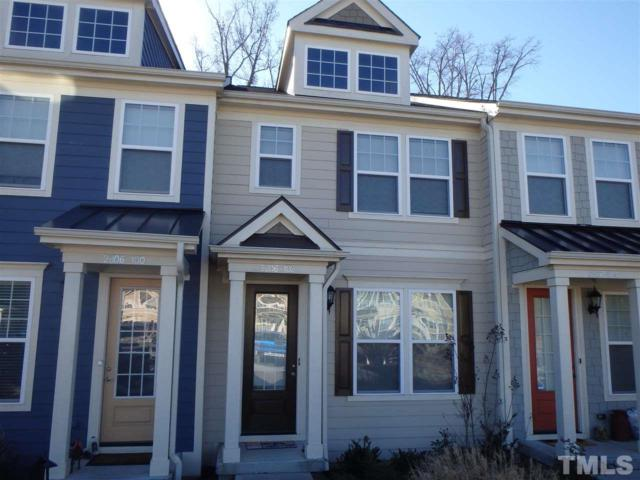 2806 Bedford Green Drive #102, Raleigh, NC 27604 (#2230991) :: The Beth Hines Team