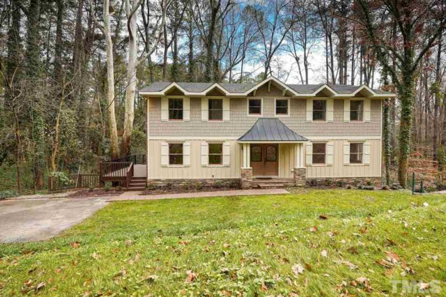3500 Rock Creek Drive, Raleigh, NC 27609 (#2230993) :: The Perry Group