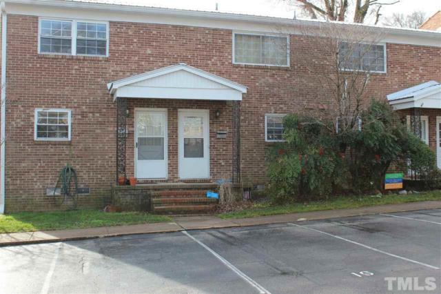 506 N Greensboro Street #15, Carrboro, NC 27510 (#2230997) :: RE/MAX Real Estate Service