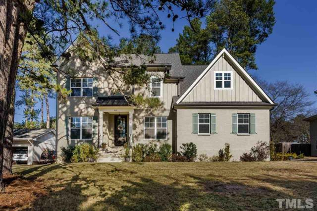 312 Northbrook Drive, Raleigh, NC 27609 (#2230999) :: Rachel Kendall Team