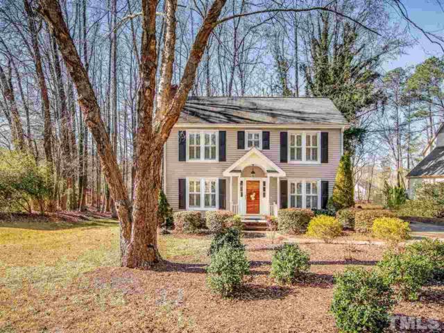 8420 Wyndridge Drive, Apex, NC 27539 (#2231027) :: Marti Hampton Team - Re/Max One Realty