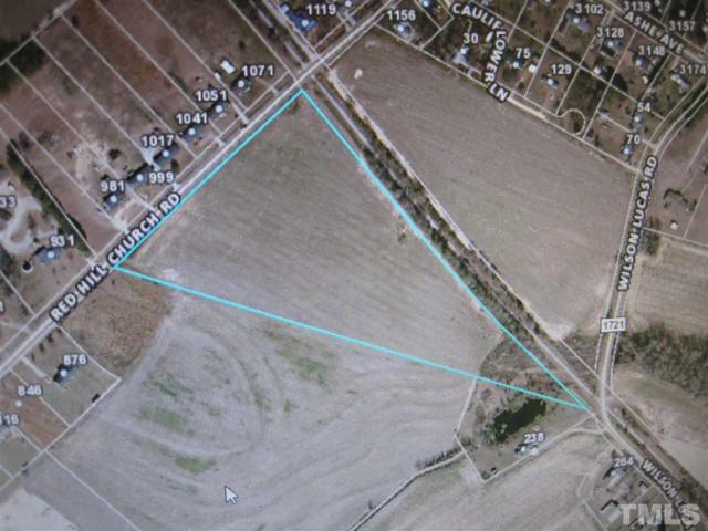 0 Red Hill Church Road, Dunn, NC 28334 (#2231098) :: The Beth Hines Team