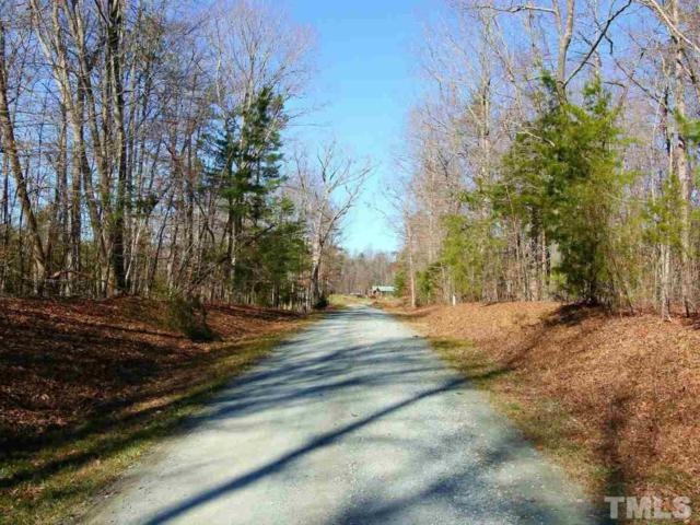 4805 Hollow Oaks Drive, Chapel Hill, NC 27516 (#2231182) :: Morgan Womble Group