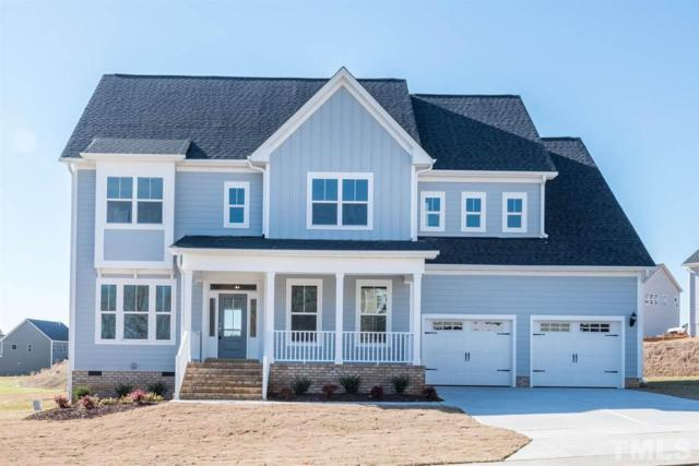 58 Kinsale Court, Garner, NC 27529 (#2231192) :: The Perry Group