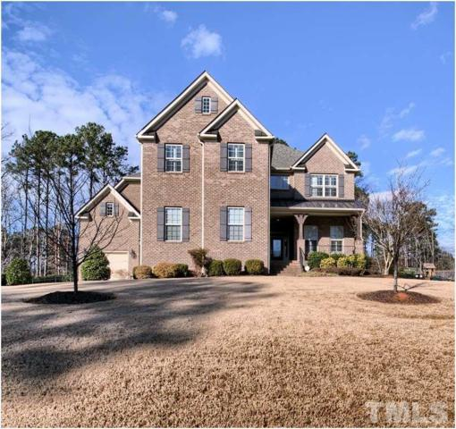 5928 Terrington Lane, Raleigh, NC 27606 (#2231205) :: The Perry Group