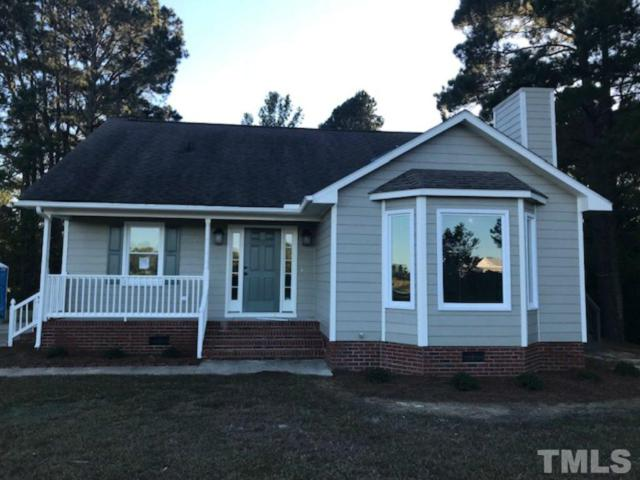 1911 Friendly Road, Dunn, NC 28334 (#2231211) :: Rachel Kendall Team