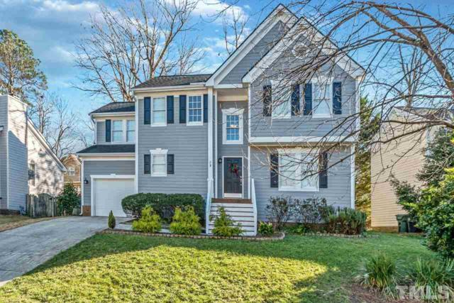 225 Mint Hill Drive, Cary, NC 27519 (#2231240) :: Rachel Kendall Team