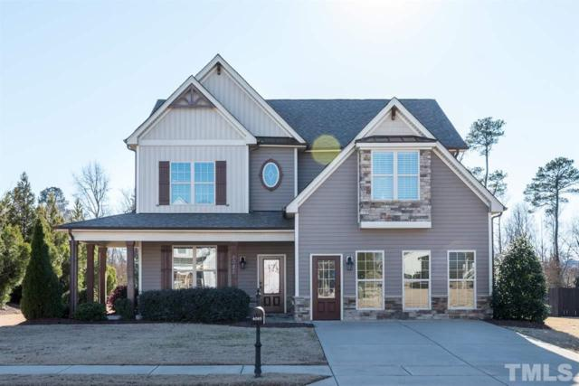 4085 Weavers Pond Drive, Zebulon, NC 27597 (#2231282) :: The Beth Hines Team