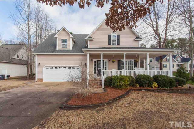 137 Belve Drive, Garner, NC 27529 (#2231309) :: Raleigh Cary Realty