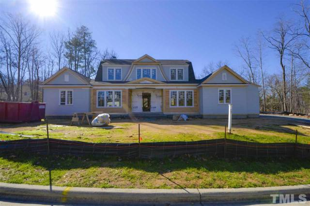 115 Founders Ridge Drive, Chapel Hill, NC 27517 (#2231313) :: Raleigh Cary Realty