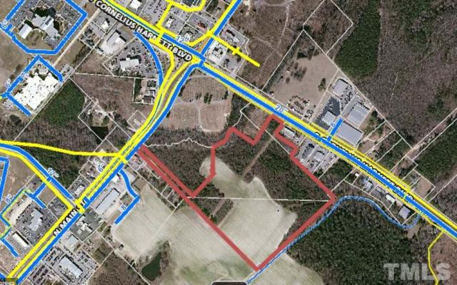 214 E Cornelius Harnett Boulevard, Lillington, NC 27546 (#2231398) :: Rachel Kendall Team