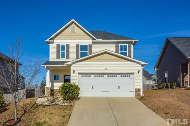 413 Mccarthy Drive, Clayton, NC 27527 (#2231399) :: Raleigh Cary Realty