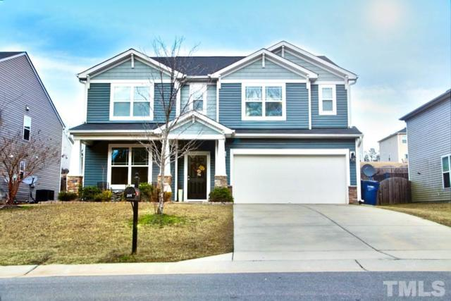 215 Chownings Drive, Sanford, NC 27330 (#2231402) :: The Perry Group