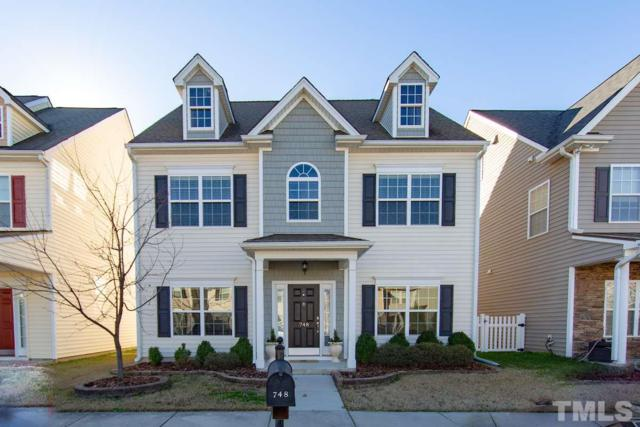 748 Keystone Park Drive, Morrisville, NC 27560 (#2231462) :: Raleigh Cary Realty