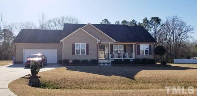 200 Middle Landing Drive, Smithfield, NC 27577 (#2231473) :: The Beth Hines Team