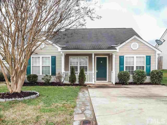 5117 Parkerwood Drive, Knightdale, NC 27545 (#2231475) :: Rachel Kendall Team