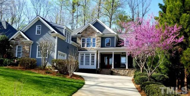340 Mountain Laurel, Chapel Hill, NC 27517 (#2231483) :: Rachel Kendall Team