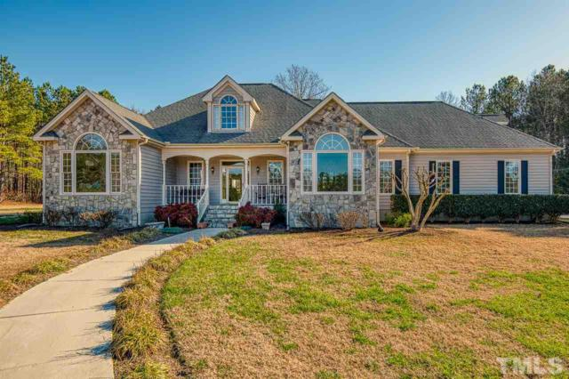 1361 Holly Road, Spring Hope, NC 27882 (#2231484) :: The Beth Hines Team