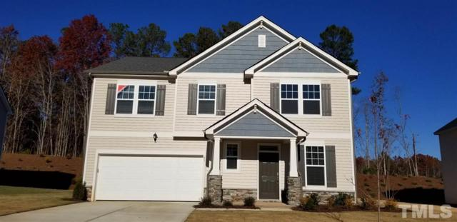87 E Ravano Drive, Clayton, NC 27527 (#2231507) :: The Jim Allen Group