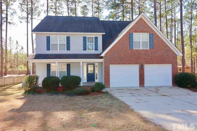 3385 Carolina Way, Sanford, NC 27332 (#2231569) :: Morgan Womble Group