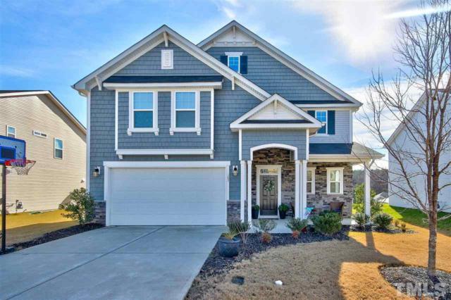 103 Green Willows Drive, Clayton, NC 27527 (#2231576) :: Rachel Kendall Team