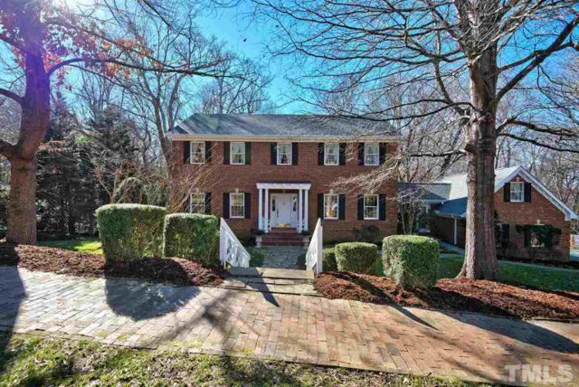 309 N Boundary Street, Chapel Hill, NC 27514 (#2231582) :: The Perry Group