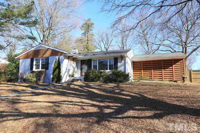 1221 Pineview Drive, Raleigh, NC 27606 (#2231592) :: Rachel Kendall Team