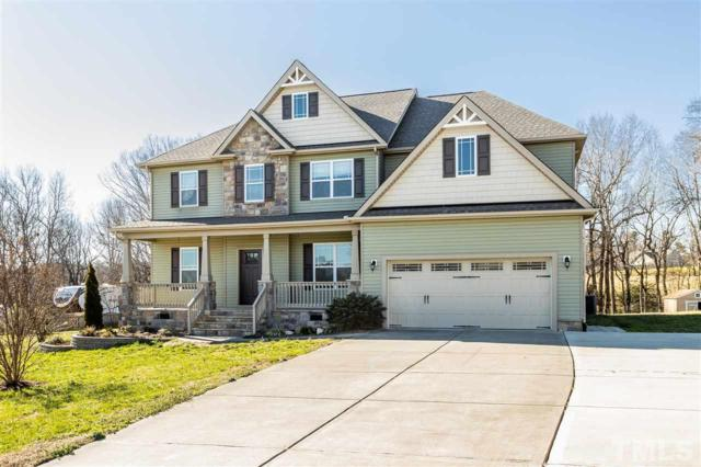 1041 Bluebell Lane, Wake Forest, NC 27587 (#2231594) :: M&J Realty Group
