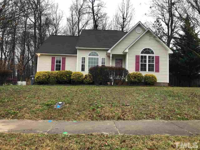604 Southampton Drive, Knightdale, NC 27545 (#2231625) :: Raleigh Cary Realty